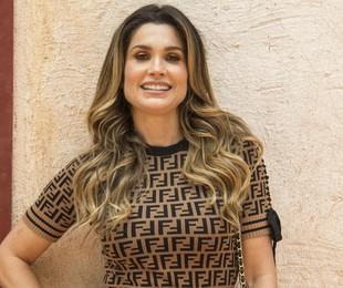 Flávia Alessandra | Estevam Avellar/TV Globo