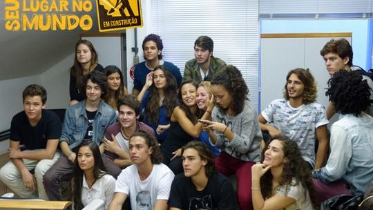 Elenco da nova Malhação tem Lívian Aragão e Giulia Costa; veja!