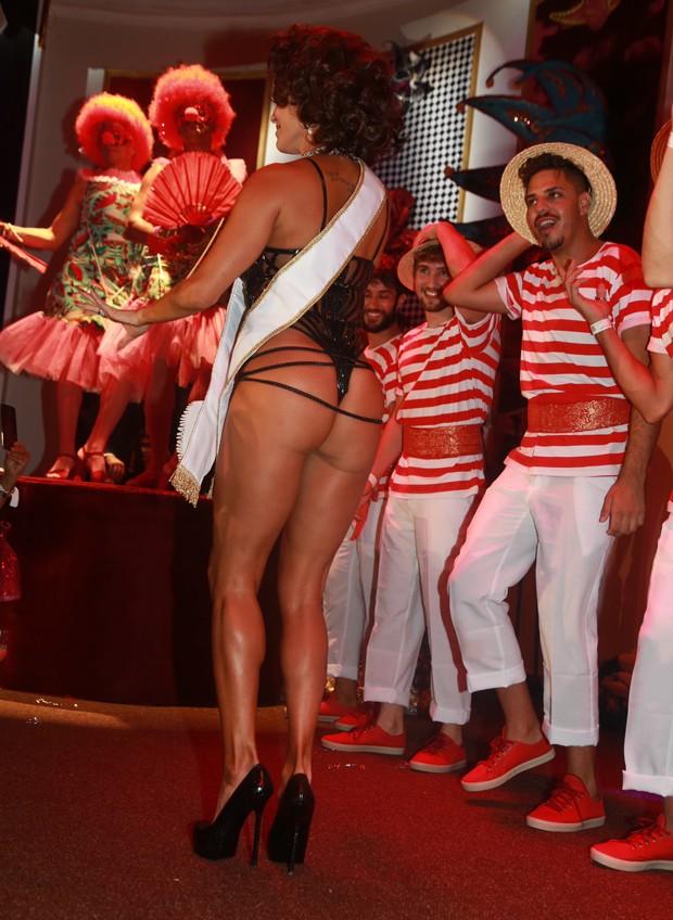 Deborah Secco (Foto: Francisco Silva /AgNews)