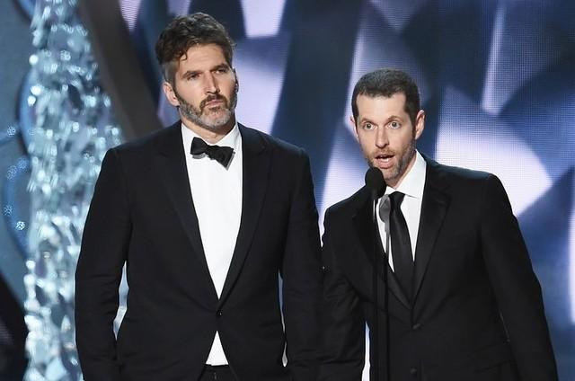 David Benioff e D.B. Weiss  (Foto: AFP)
