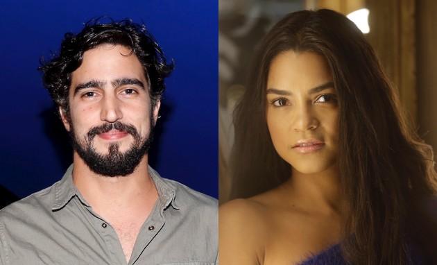 Renato Góes e Lucy Alves vão estrelar série da Netflix (O Globo)