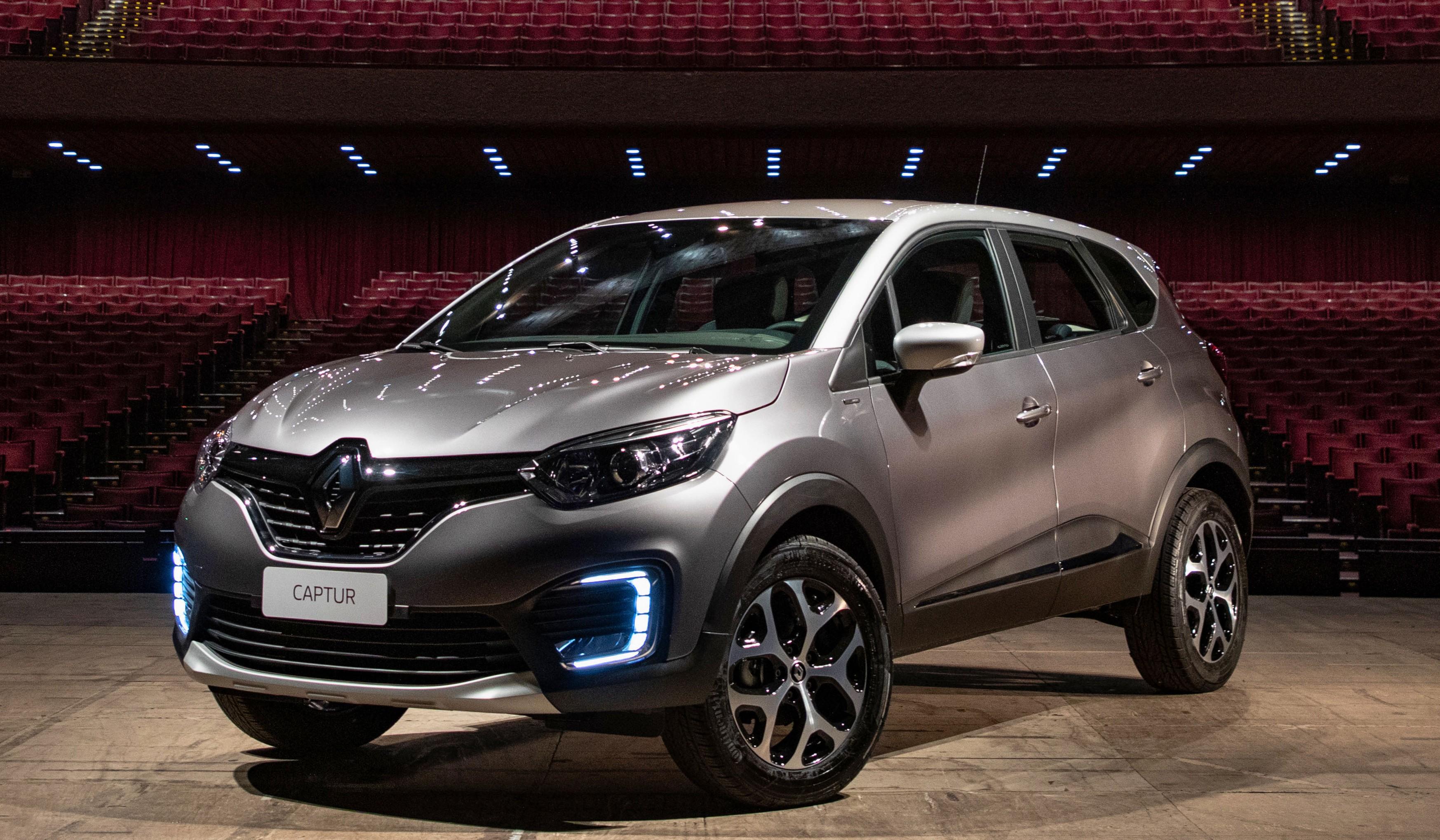 Renault Captur ganha série especial Bose a partir de R$ 95.990