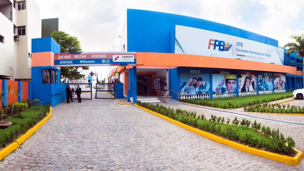 Faculdade Internacional da Paraíba promove maratona de lives gratuitas — Foto: FPB/Divulgação