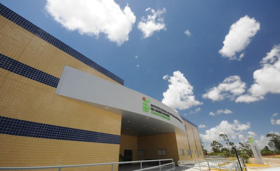 IFRN Campus Parnamirim — Foto: Divulgação / IFRN