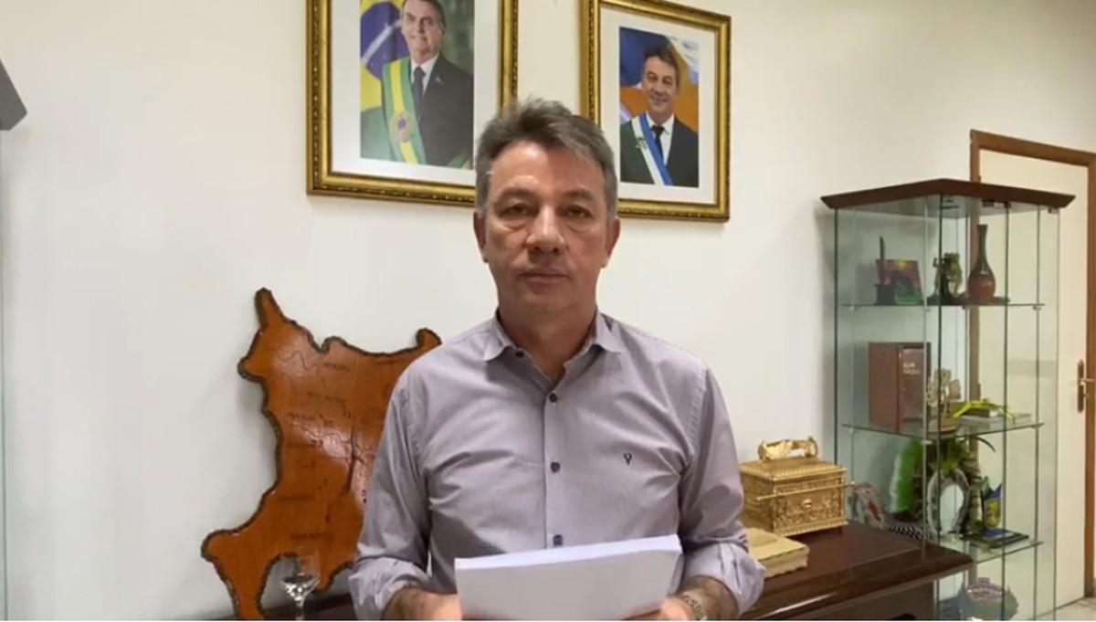 Governador opta por não pedir intervenção federal na Saúde de RR