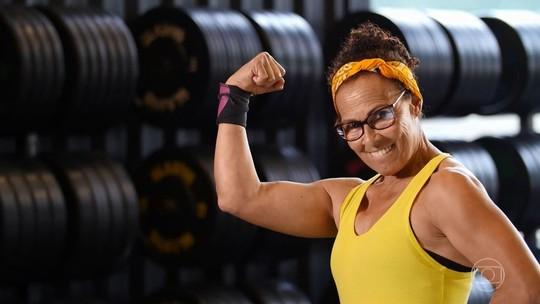 Gislaine Castro emociona com história de vida e manda recado: 'A vida pode começar aos 60'