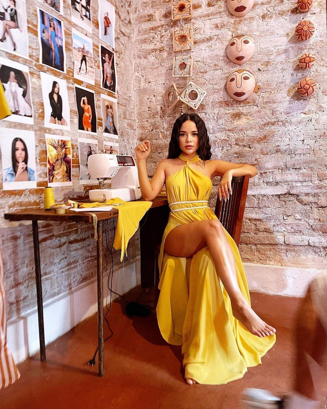Glam Beauty Talks: Laura Brito (Foto: Reprodução/ Instagram @laurabrito)