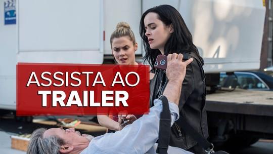 'Jessica Jones': 2ª temporada ainda tem boas ideias, mas sofre com ausência de vilão; G1 já viu