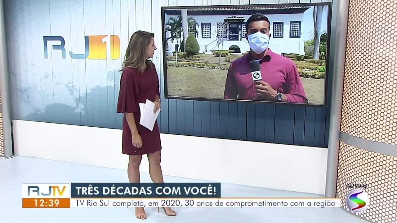 VÍDEOS: RJ1 TV Rio Sul de sexta-feira, 18 de setembro
