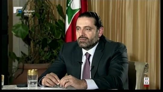 Ex-premiê Hariri se diz livre e garante retorno ao Líbano
