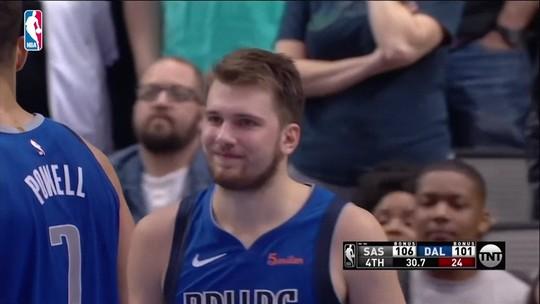 Com a ajuda de Dirk, Doncic vira astro da NBA e pode se tornar o europeu de maior destaque
