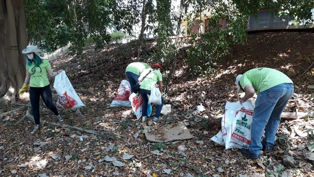 Dia Mundial da Limpeza: 'Corredor Caipira' realiza coleta de lixo em pontos turísticos de Piracicaba