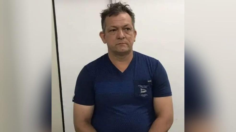José Pereira de Sousa, de 43 anos, é acusado de crime cometido em 2011 — Foto: Divulgação