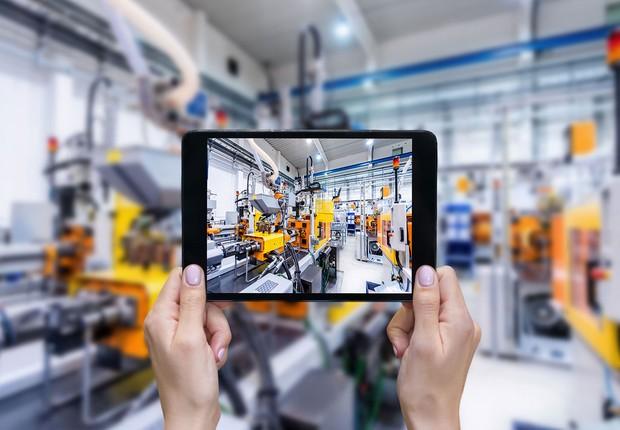 Indústria 4.0 ; revolução digital ; tecnologia ; inovação ;  (Foto: Thinkstock)