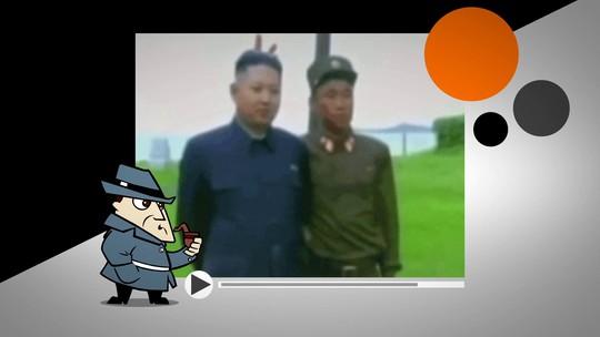Detetive Virtual investiga fotos em que Kim Jong-un aparece com chifrinho