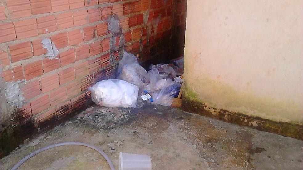 Polícia Civil ainda investiga o caso.  — Foto: Polícia Civil/Divulgação