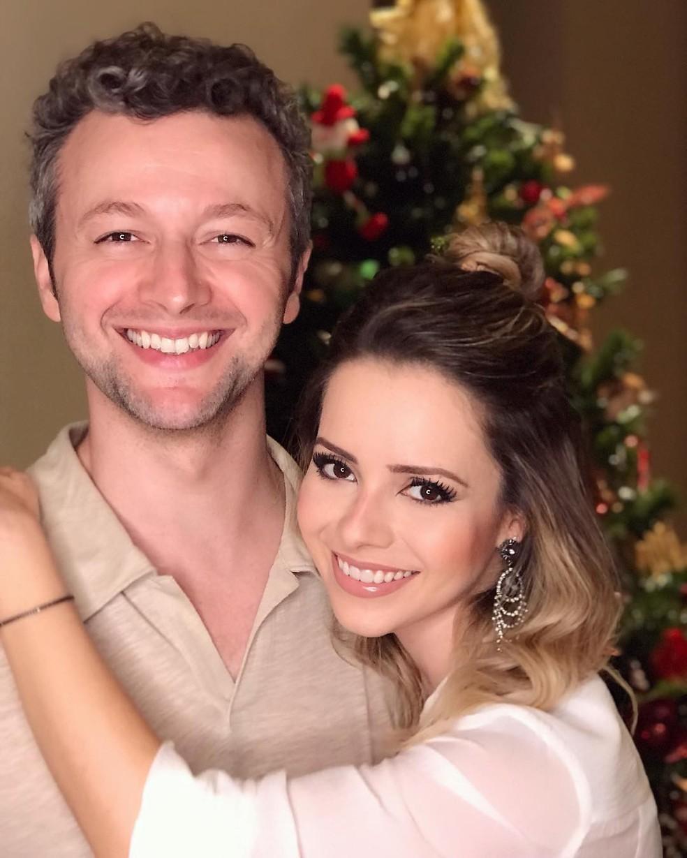 Lucas Lima e Sandy são casados há 10 anos — Foto: Reprodução/Internet