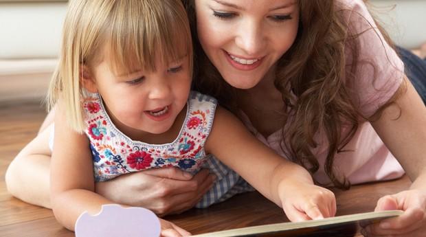 leitura; literatura infantil (Foto: Shutterstock)