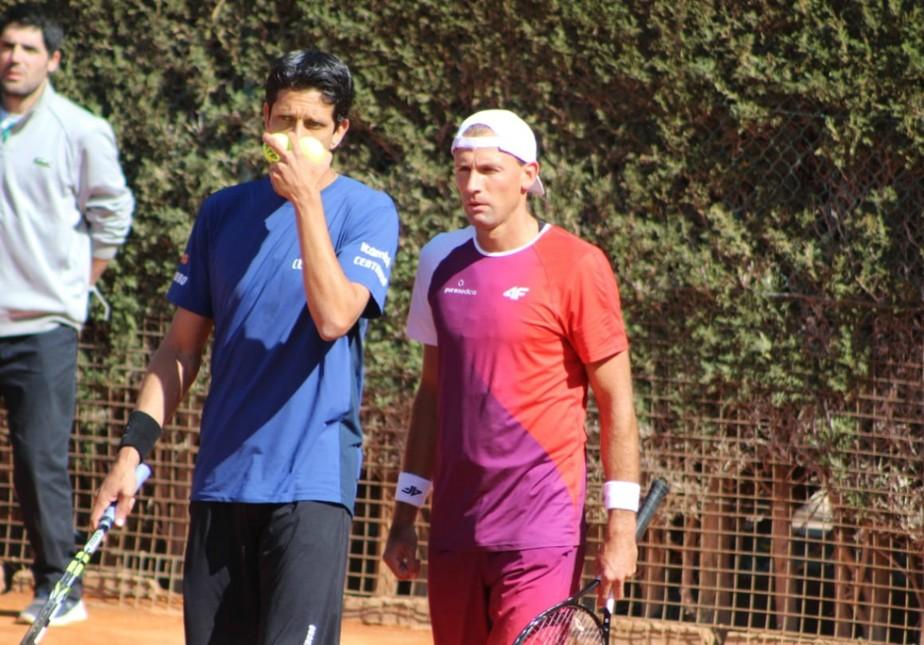 50a1b64b4fe ... Marcelo Melo e Lukasz Kubot salvam 2 match points na estreia do ATP 500  de Barcelona