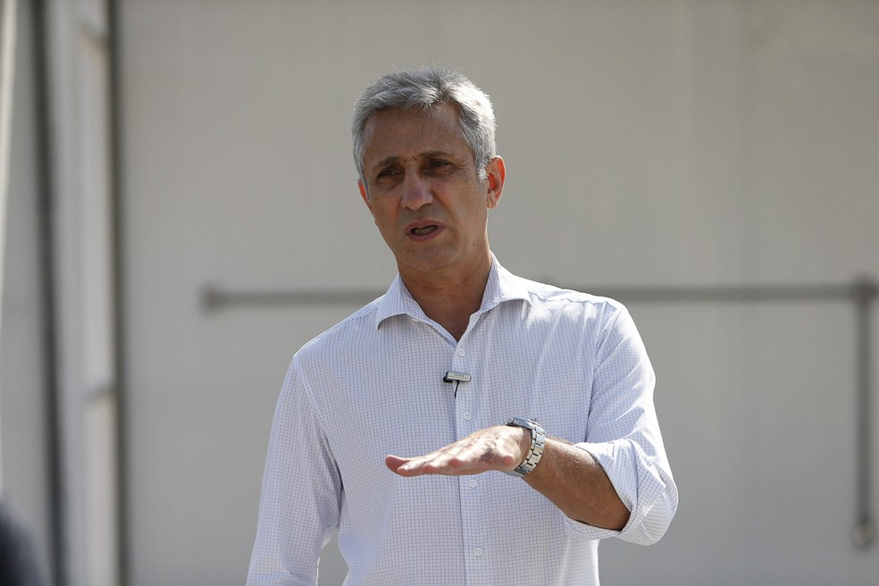 Alexandre Campello presidiu o Vasco entre 19 de janeiro de 2018 e 22 de janeiro de 2021 — Foto: Rafael Ribeiro/Vasco