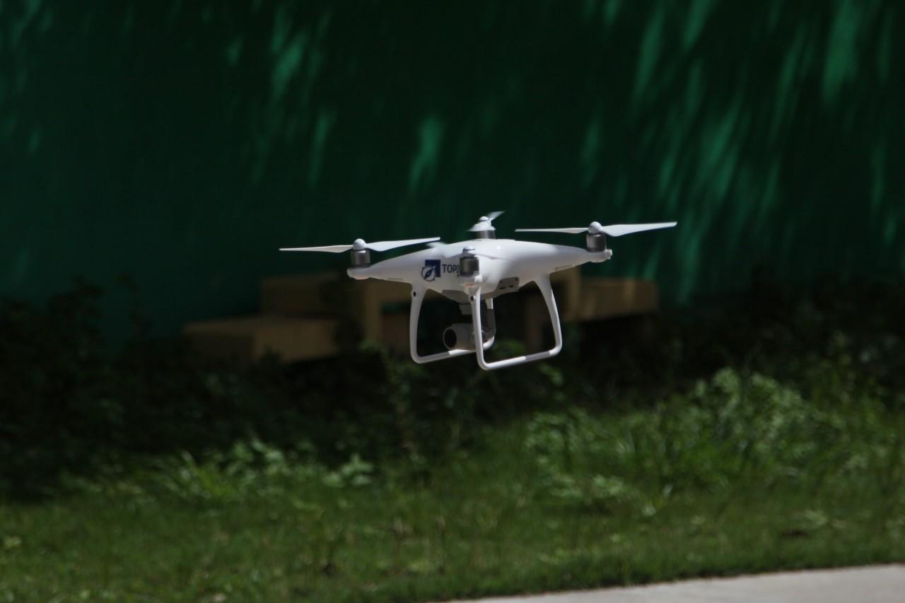 Bombeiros vão integrar força-tarefa de combate ao Aedes aegypti em Sinop (MT) para fiscalizar imóveis comerciais com drones