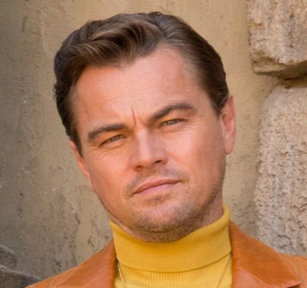 Leonardo DiCaprio sem Photoshop (Foto: Divulgação/Sony)
