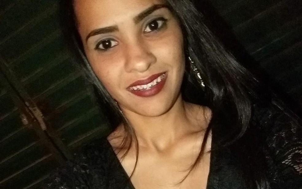 Familiares dizem que Letícia está com medo do marido, em Barretos, SP (Foto: Arquivo pessoal/Divulgação)