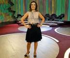 Fátima Bernardes | TV Globo