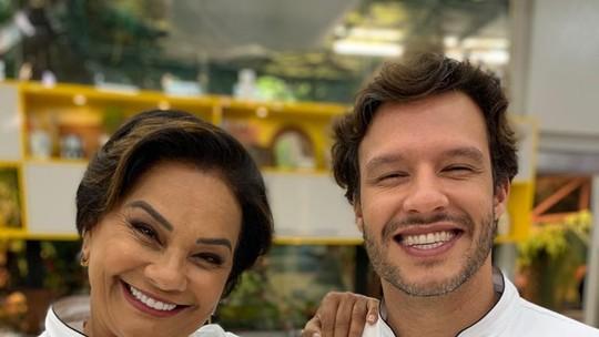 Nando Rodrigues e Solange Couto ganham a primeira imunidade do 'Super Chef 2019'