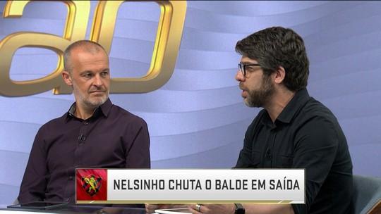 """Juninho: """"O dirigente amador é o câncer do futebol brasileiro"""""""