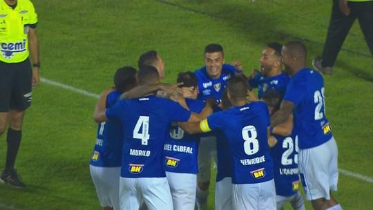 Cruzeiro joga por décima vitória seguida sobre o Tupi; Raposa emplaca sequência desde 2012