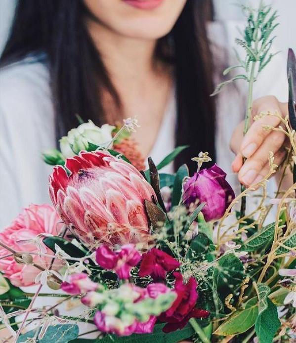 F L O atelier botânico, em SP, tem programação especial para celebrar a primavera (Foto: Reprodução/Instagram)