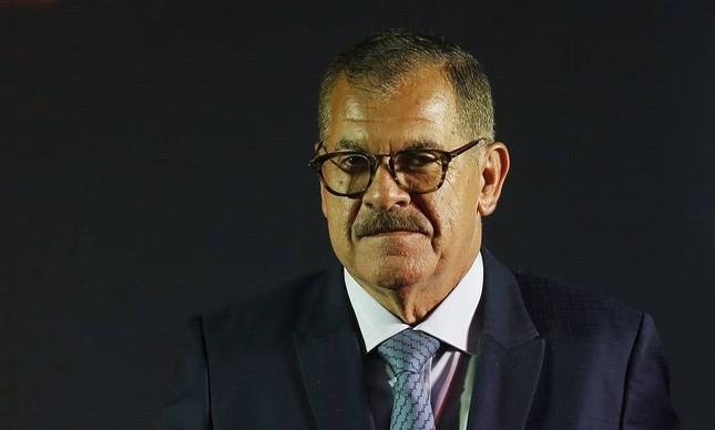 Humberto Martins, presidente do STJ