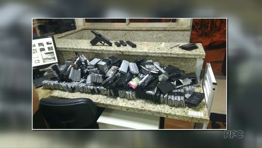 Polícia Rodoviária Federal apreende munição em fundo falso de veículo