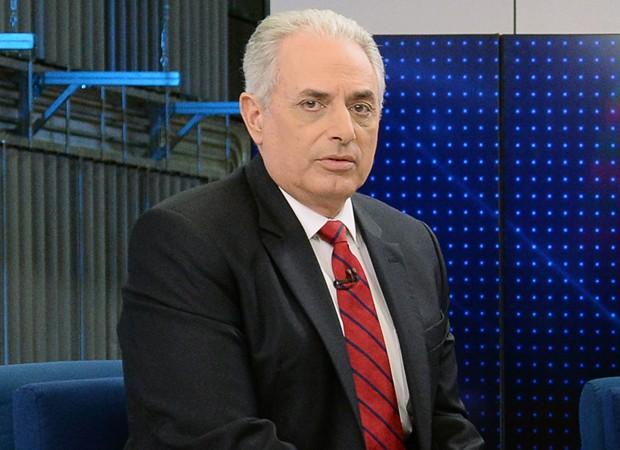 William Waack (Foto: Divulgação/TV Globo)