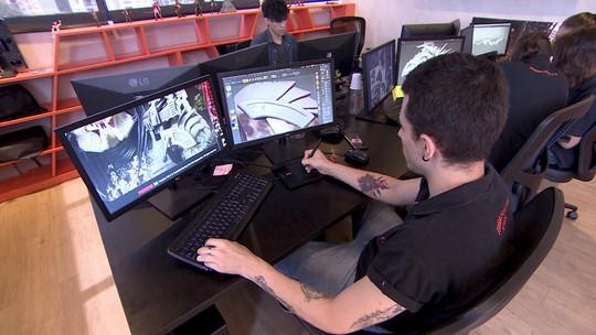 Com mercado em alta, empresário cria escola de games para formar novos profissionais