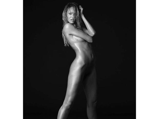 Candice Swanepoel (Foto: Reprodução Instagram)