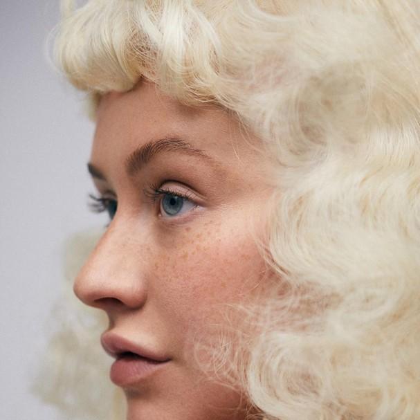 Cristina Aguilera (Foto: Reprodução/Instagram)