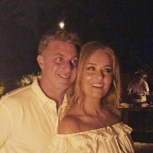 Luciano Huck e Angélica (Foto: Instagram/Reprodução)