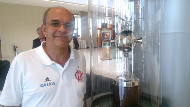 Presidente diz que Flamengo deve ter reformulação para o Brasileirão
