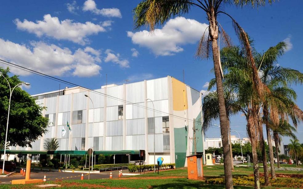 Fachada da sede da Terracap (Foto: Divulgação)