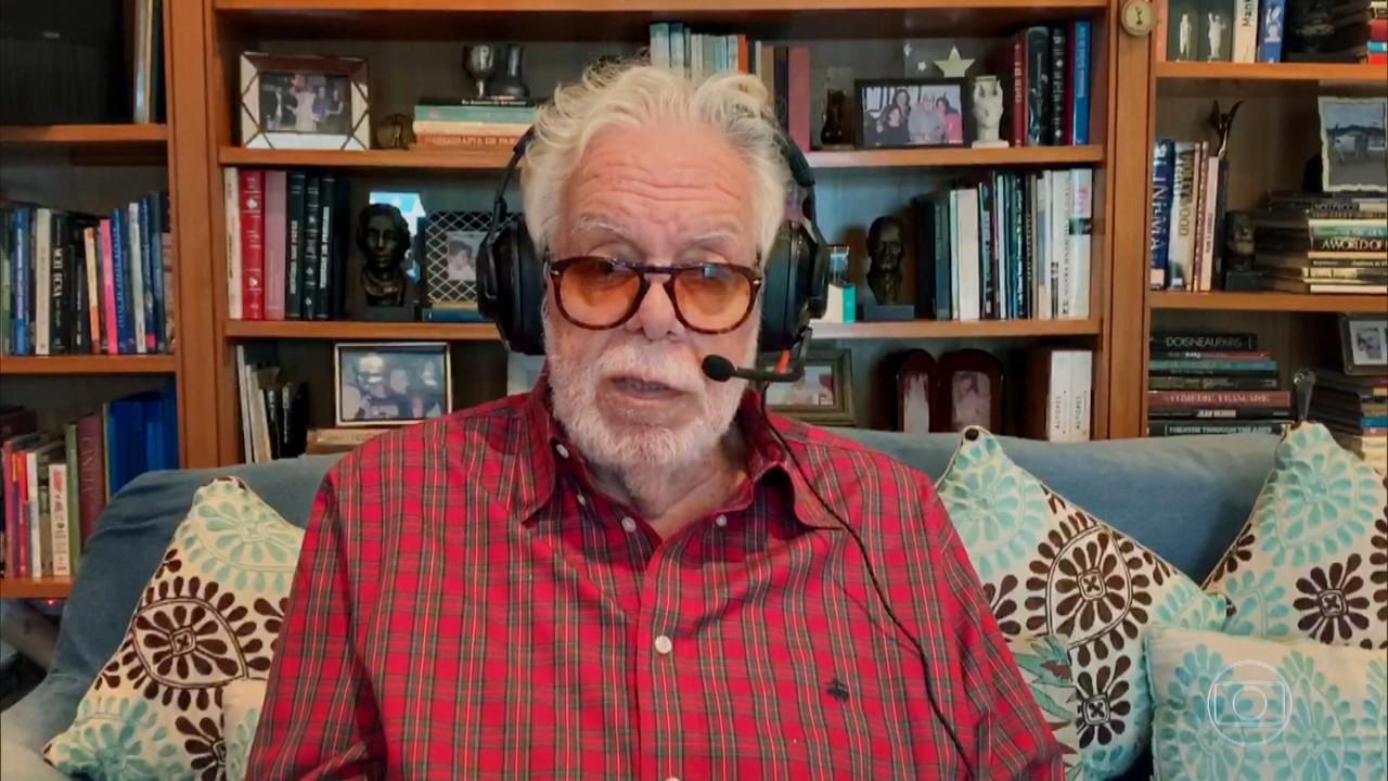Manoel Carlos relembra trajetória nos 70 anos da televisão