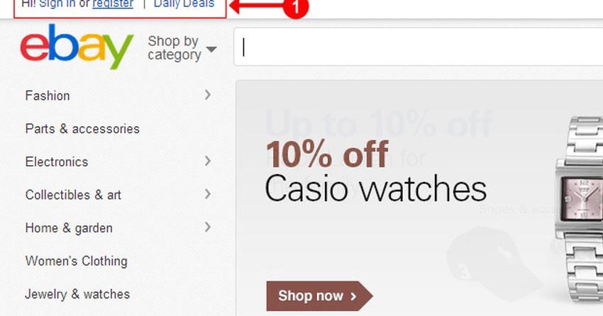 Como comprar e vender pelo eBay