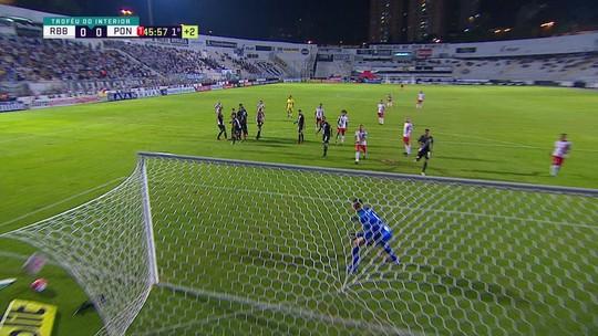 RB Brasil x Ponte Preta - Campeonato Paulista 2019 - globoesporte.com