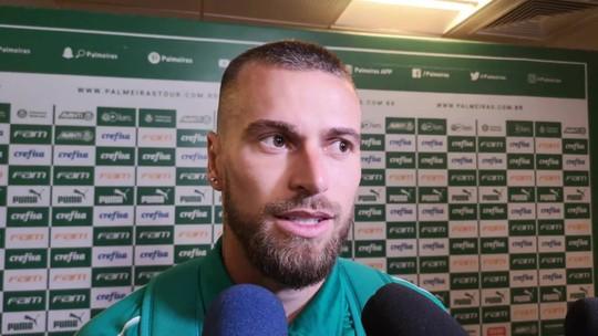 Lucas Lima mais recuado? Mano Menezes explica nova ideia para aproveitar o meia no Palmeiras