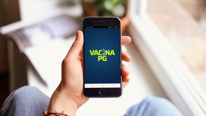 Ponta Grossa oferece telefone para pessoas de 30 e 31 anos atualizarem cadastro em aplicativo de vacina