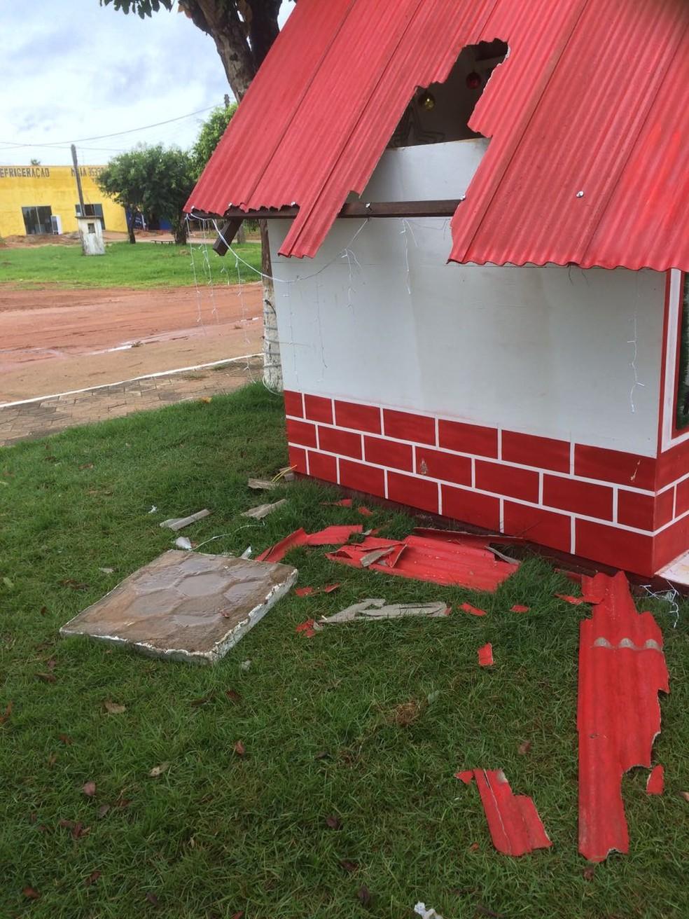 Secretária de agricultura ressaltou que tudo será reconstituído (Foto: Simone Carvalho de Oliveira/Arquivo Pessoal)