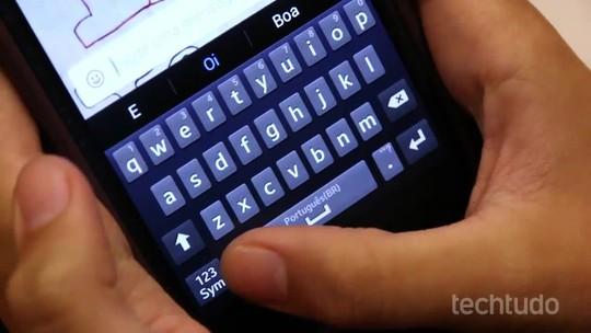 Como desbloquear o celular Android com comando de voz