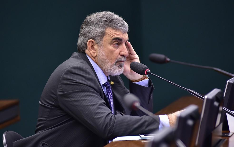 O deputado Laerte Bessa (PR-DF), em imagem de arquivo (Foto: Zeca Ribeiro / CA?mara dos Deputados)