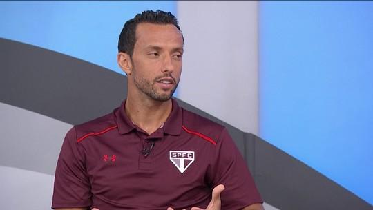 """Indignado com derrota do São Paulo, Nenê diz: """"Torcida está impaciente com razão"""""""